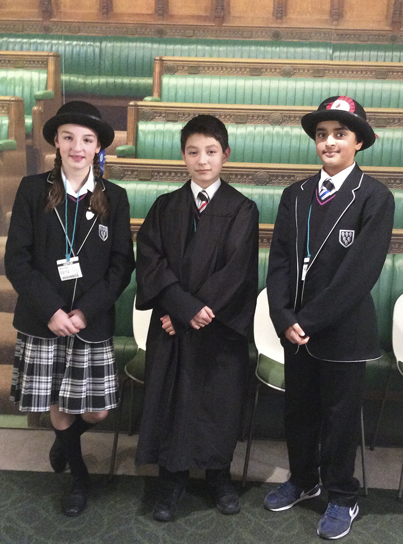 Year 7 Parliament