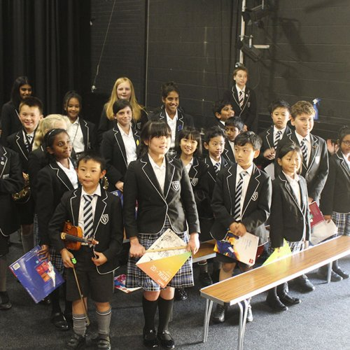 Musical Showcase Delights Audience