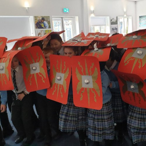 Year 3 Did As The Romans Did!