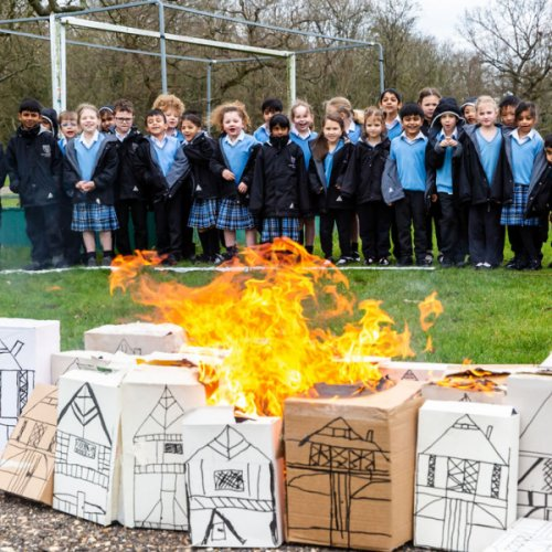 Year 2 and the Great Fire of London