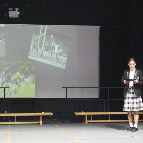 Year 8 Compete for…