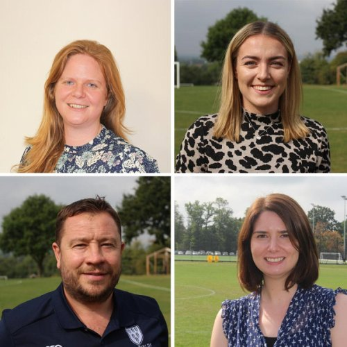 New Faces at Crosfields